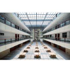 211大学图书馆